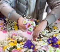 꽃 장식 by 무지개언덕